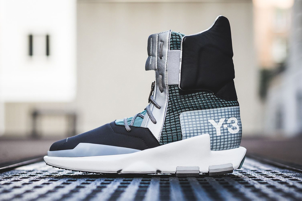 The Y-3 Noci High Returns