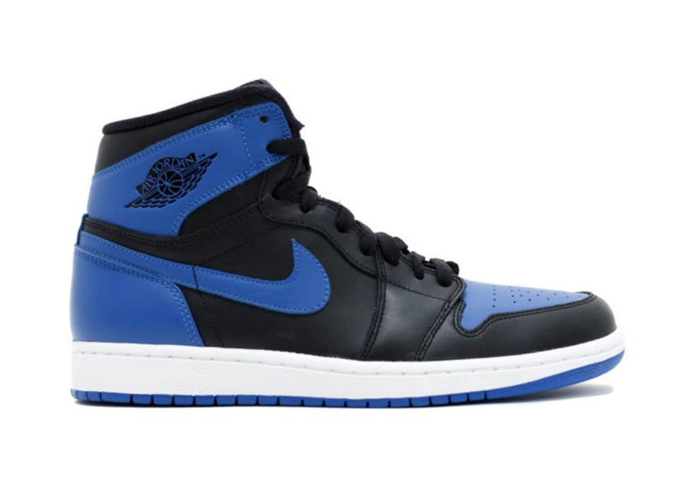 """Air Jordan 1 """"Royal"""" Gets A Date"""