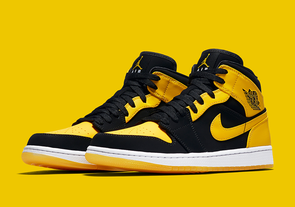 "THE AIR JORDAN 1 MID ""NEW LOVE"" RETRO"