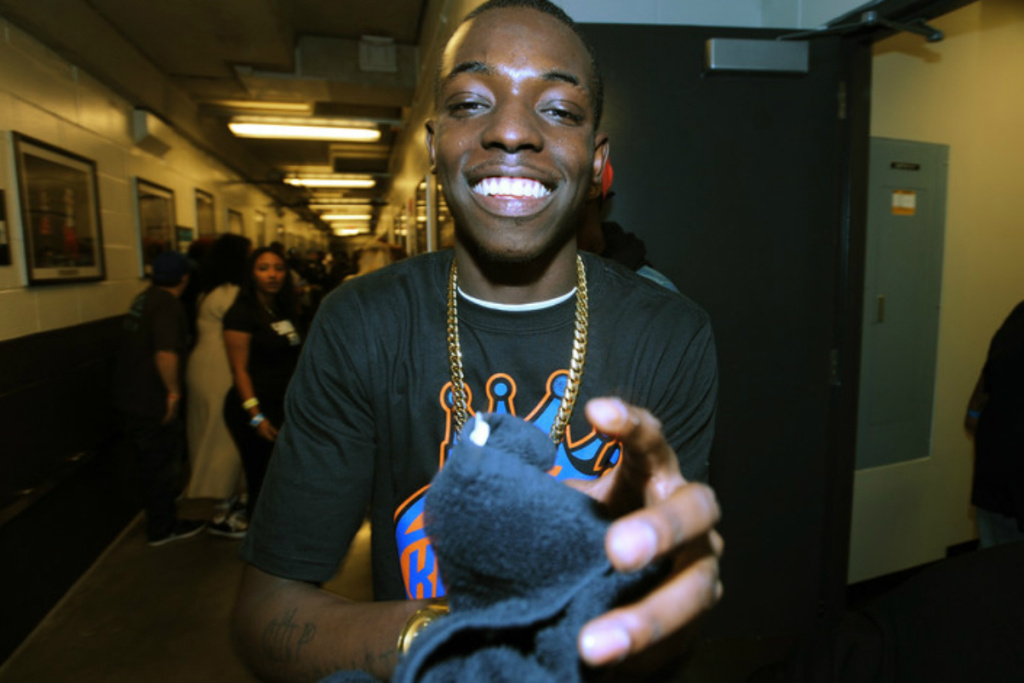 Bobby Shmurda Spits a Freestyle From Prison for Meek Mill