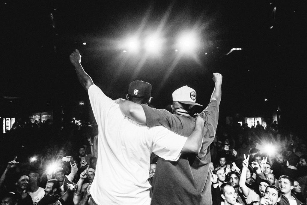 DJ Premier & Pete Rock Collide for Legendary Beat Battle