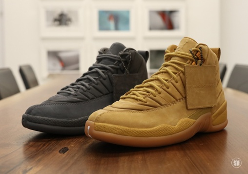 PSNY X AIR JORDAN 12 ARE RELEASING IN JUNE