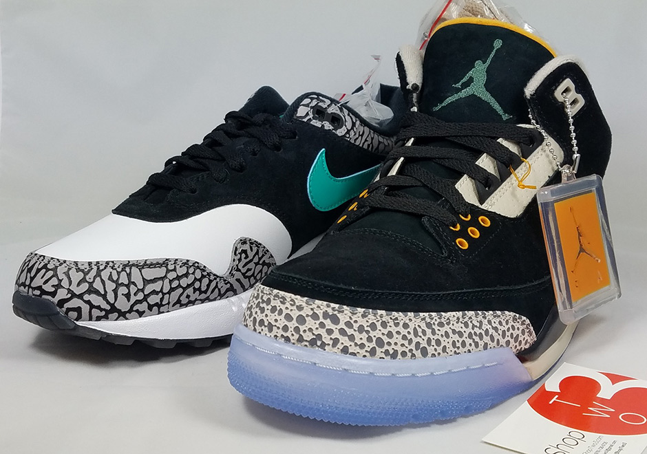 "THE JORDAN X MAX ""ATMOS"" PACK RELEASE INFO"