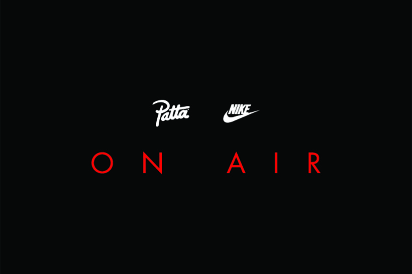 Patta x Nike ON AIR Pop-Up
