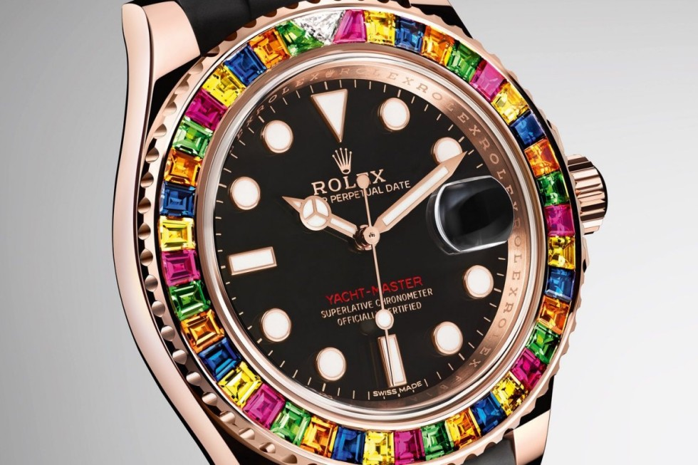 The Rolex Yacht-Master 40