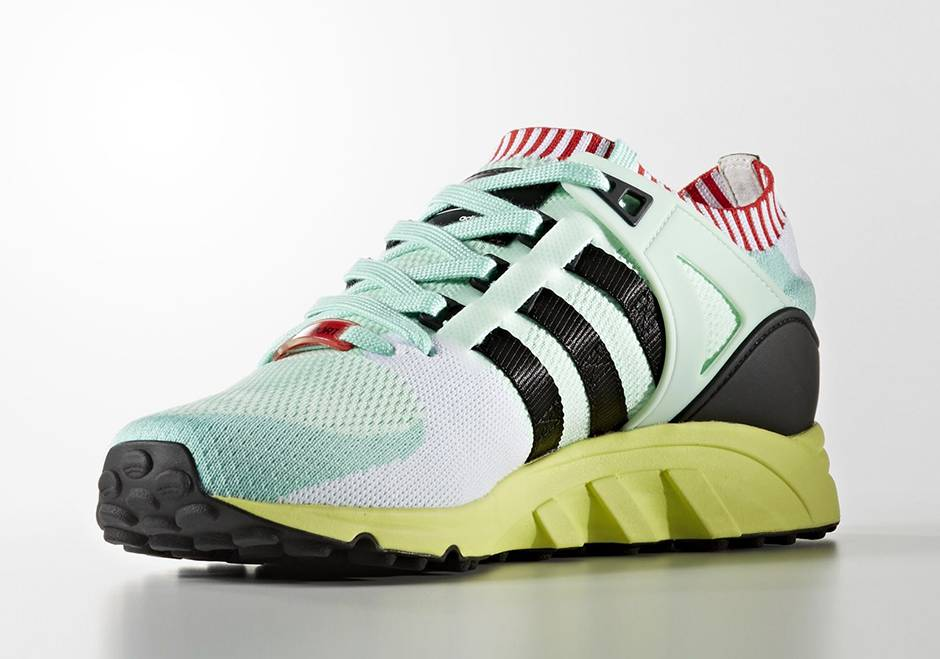 THE ADIDAS EQT SUPPORT 93 PRIMEKNIT RETURNS