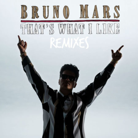 Bruno Mars ft. Gucci Mane – That's What I Like (Remix)