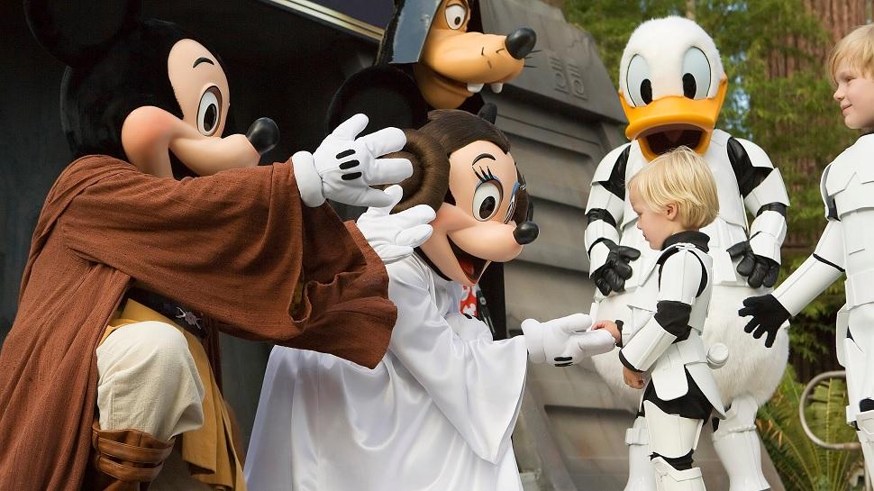 Disney's 'Star Wars' Land Theme Park