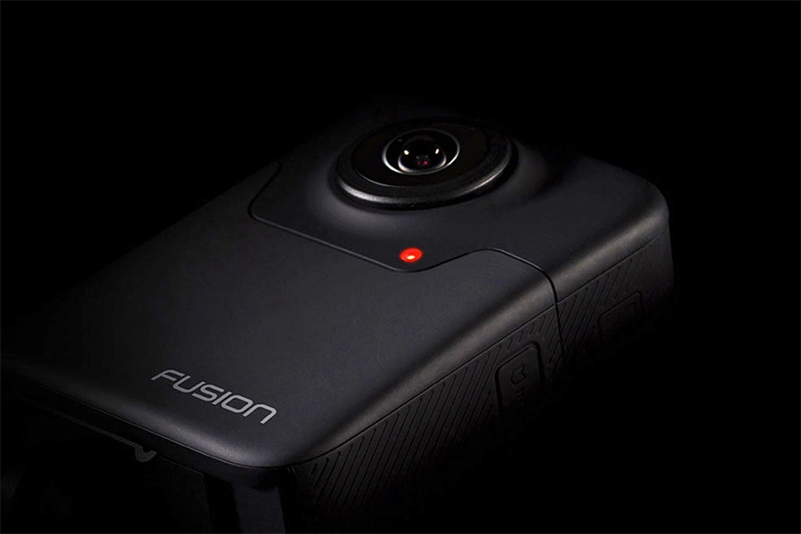 GoPro Debuts Its First Spherical Camera