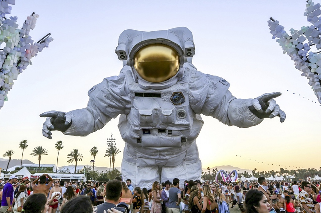 Coachella to Offer Free 360-Degree Live Streaming