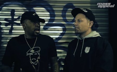 "Nas & DJ Shadow Talk ""Systematic"""