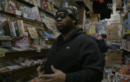 Raekwon on His Comic Inspired Cover for The Wild