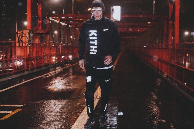 KITH x Nike Running Collaboration Preview