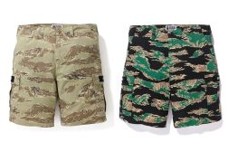 BAPE's Tiger Camo Collection Returns For Summer
