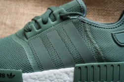 "Adidas Originals NMD R1 ""Trace Green"""