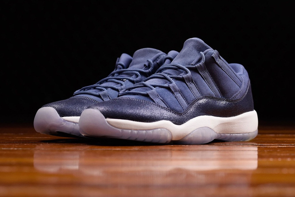 "The Air Jordan 11 Low GS ""Blue Moon"" Will Soon Drop"