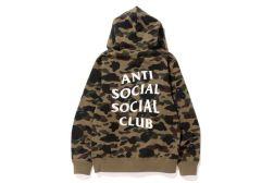 ANTI SOCIAL SOCIAL CLUB x BAPE - NEW YORK-EXCLUSIVE CAPSULE COLLECTION