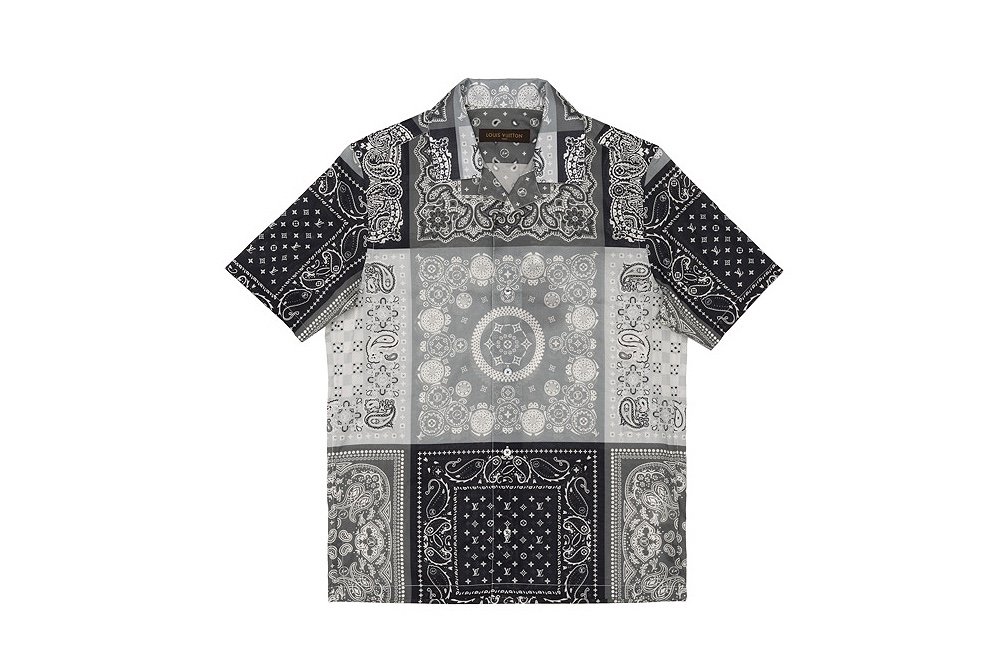 The Louis Vuitton Paisley Shirt Returns