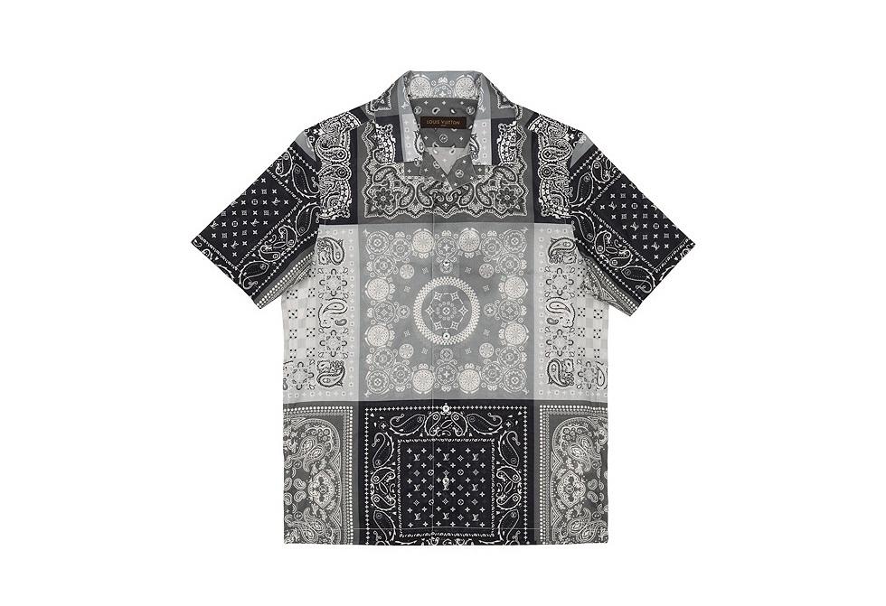 The Louis Vuitton Paisley Shirt Returns