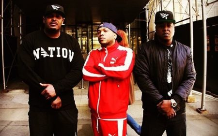 New Music From The LOX – Feel LOX