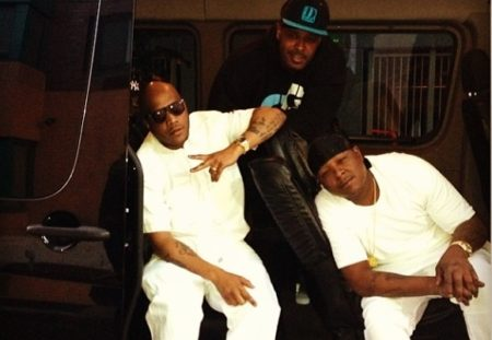 The LOX – Dodge Van Freestyle