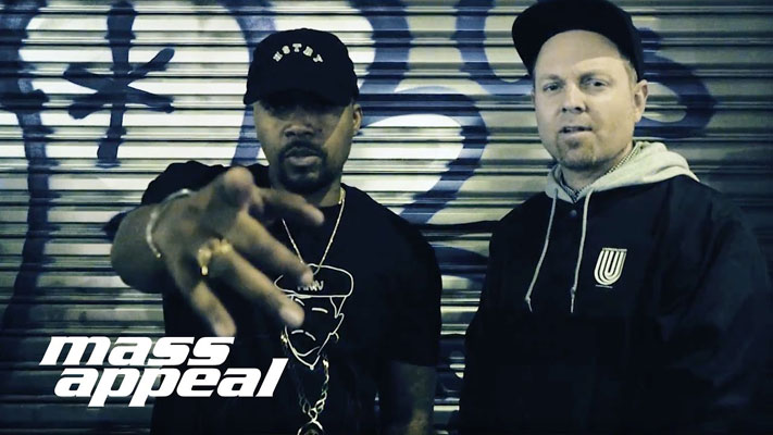 """Nas & DJ Shadow's """"Systematic"""" Video"""