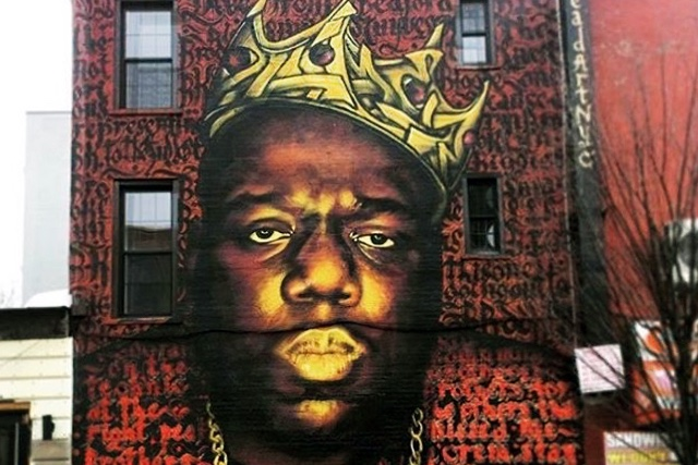 Notorious B.I.G. Mural in Brooklyn Will Be Destroyed