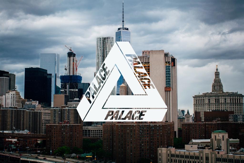 Palace NYC Store Address Revealed