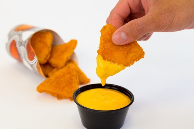 "Taco Bell's New ""Naked Chicken"" and Naked Chicken Chips"