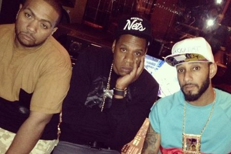 Swizz Beatz Teases New Jay Z Music