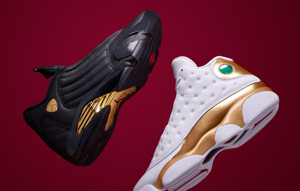AIR JORDAN 13/14 DEFINING MOMENTS PACK DROPS NEXT WEEK