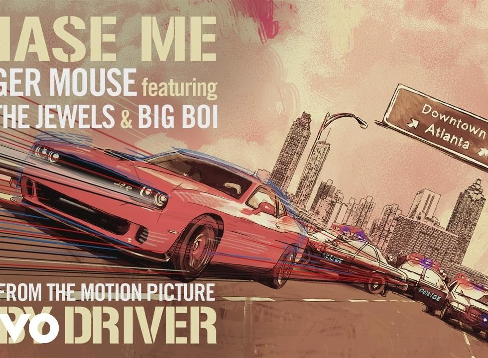 Danger Mouse ft. Run The Jewels & Big Boi – Chase Me