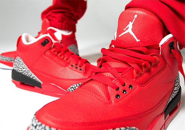 "WHERE TO GET THE DJ KHALED X AIR JORDAN 3 ""WE THE BEST"""