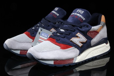 "NEW BALANCE 998 ""DESERT HEAT"""