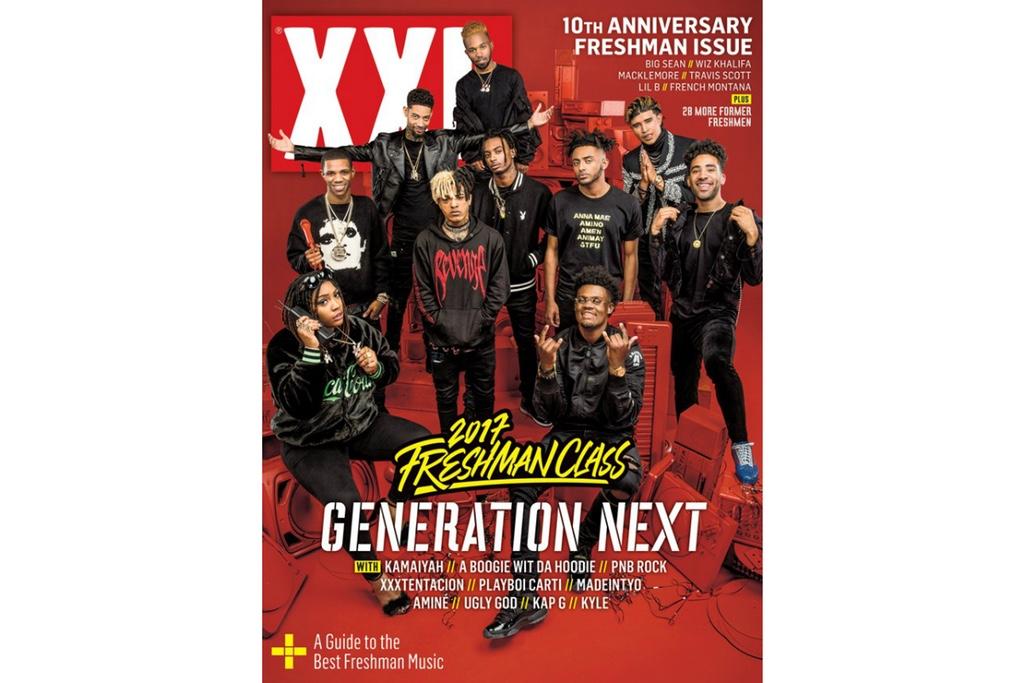 XXL Unveils Its 2017 Freshmen Class