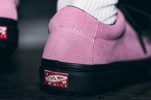 Look at the Second ALYX x Vans Collection
