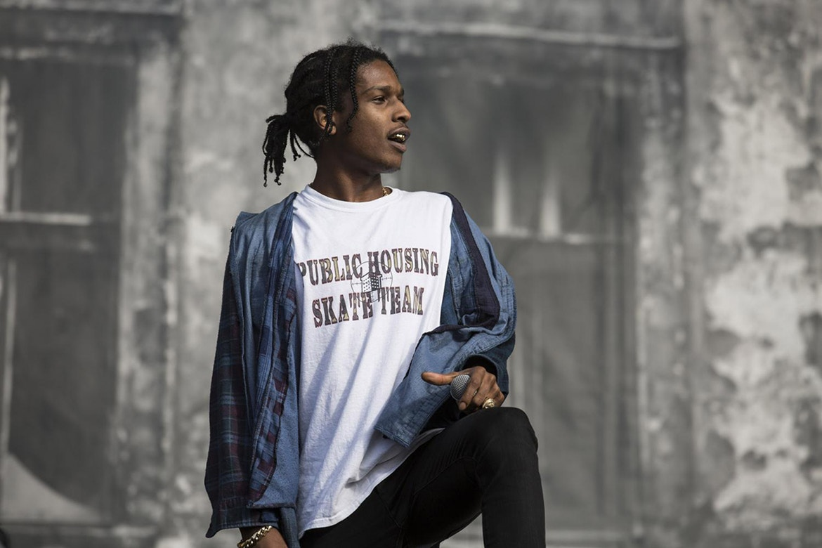 A$AP Rocky Says 'Cozy Tapes Vol. 2′ Is Finished