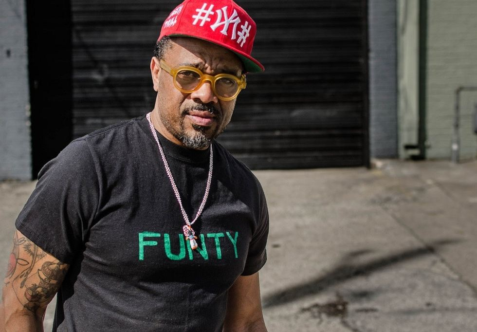 G.O.O.D. Music's Tony Williams Drops 'The 7th Day' EP Featuring Kanye West