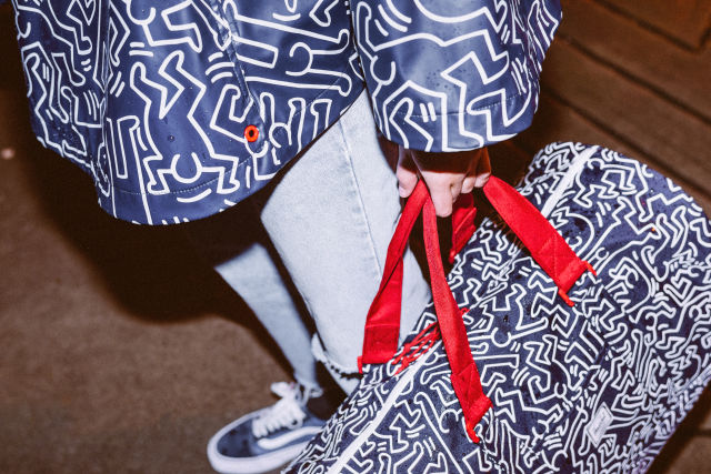 HERSCHEL SUPPLY PAYS HOMAGE TO KEITH HARING WITH IT'S NEW CAPSULE COLLECTION