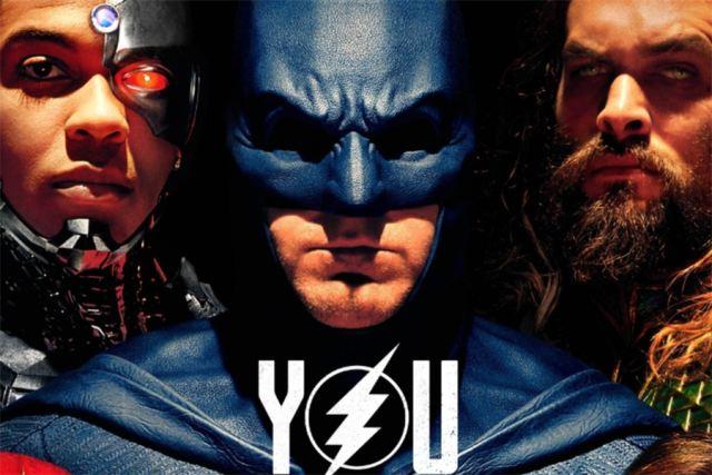 DC Unveils a New 'Justice League' Poster