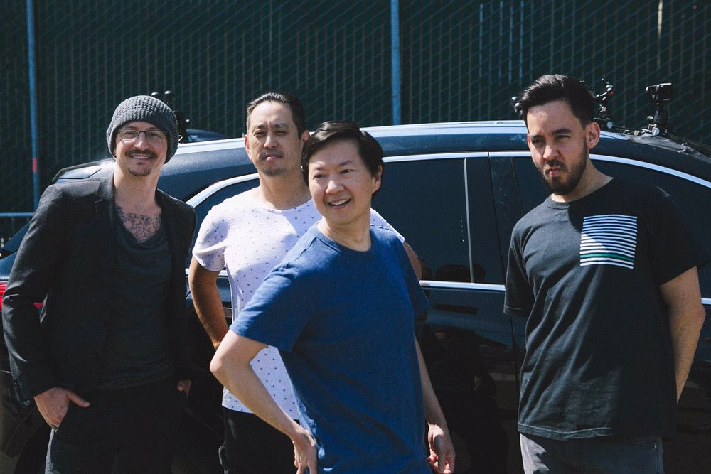 Linkin Park Filmed 'Carpool Karaoke' Days Before Chester Bennington's Death