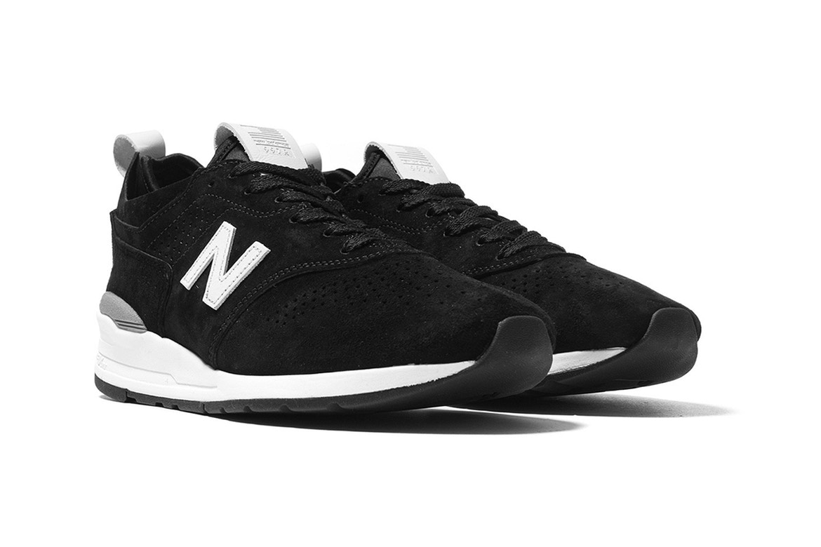 New Balance Deconstructed Black 997R