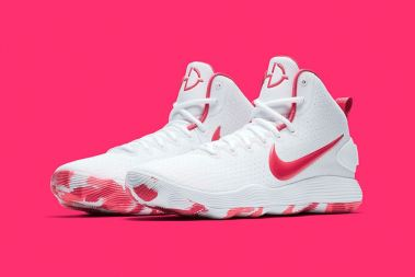 "Nike x Breast Cancer Awareness - Hyperdunk ""Kay Yow"" Colorway"