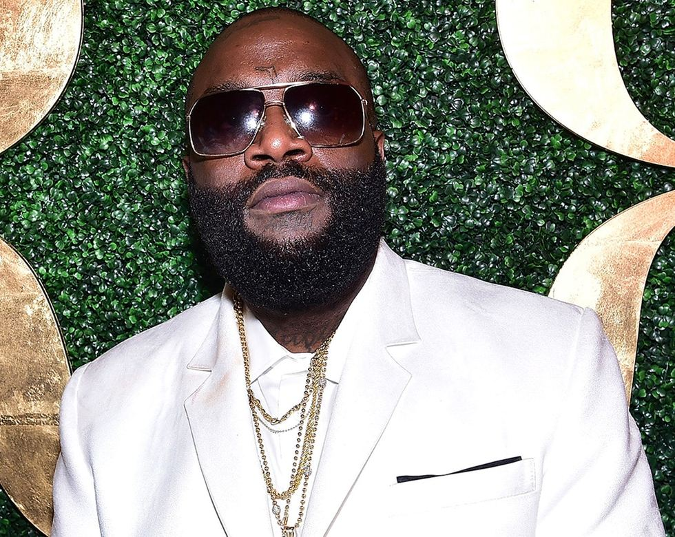 Rick Ross and Gucci Mane Are Apparently Working on Something