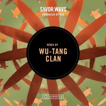 Wu-Tang Clan – SAVOR-WAVS (Remix)