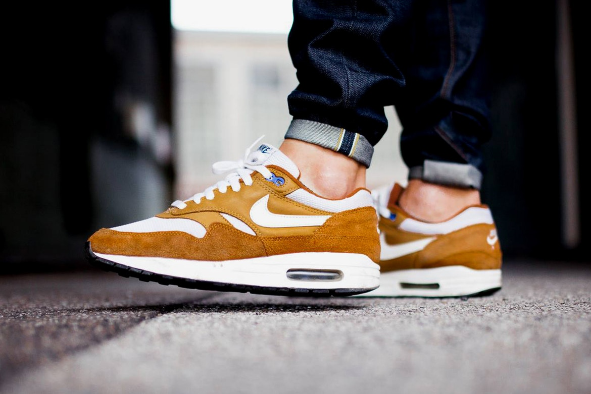 "The atmos x Nike Air Max 1 ""Curry"" Set to make a return after 15 years"