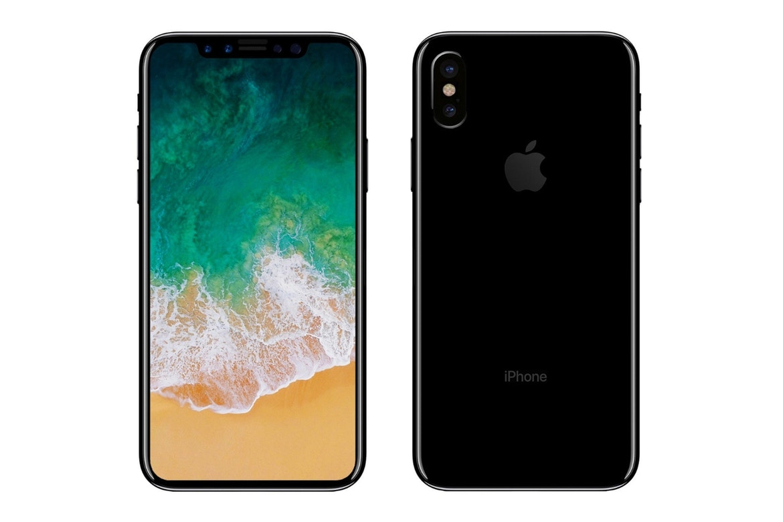 A Leak Confirms Apple's iPhone 8 Design & Features