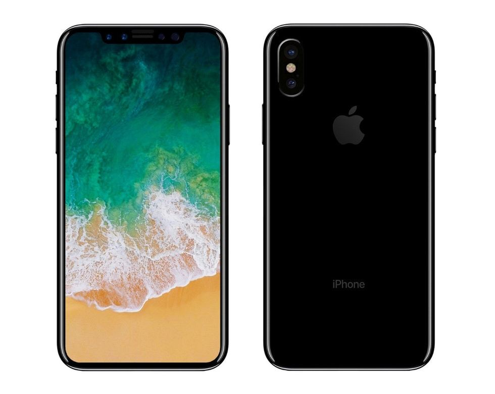 A Leak Confirms Apple's iPhone 8 Design & Features